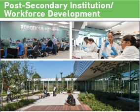 Post-Secondary Institution/Workforce Development