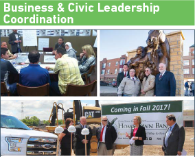 Business & Civic Leadership Coordination